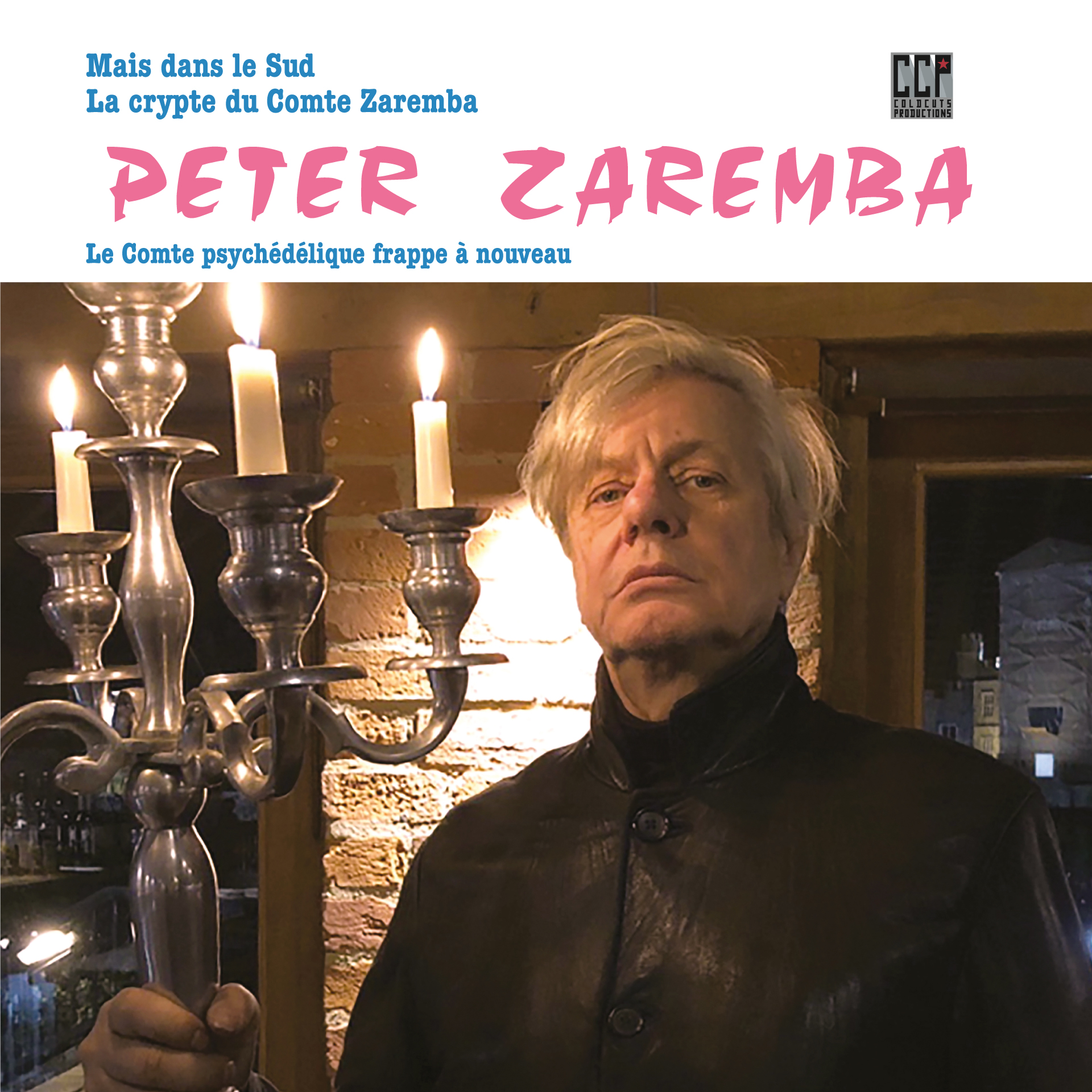 cover album Peter Zaremba 2019